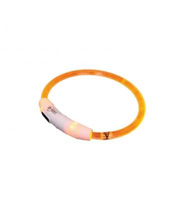 COLLAR FLASH RECARGABLE 0.7x35cm