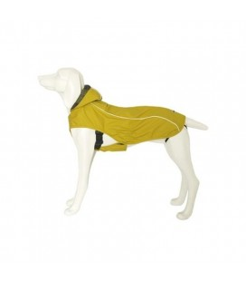 HARNESS RAINCOAT M 36cm AMARILLO