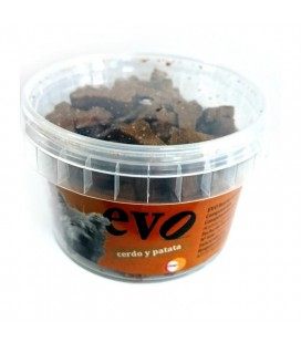 EVO MINI SNACKS CERDO 140gr