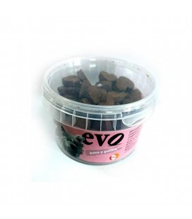 EVO MINI SNACKS PAVO 140 GR