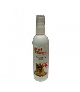 PET SANA COLONIA FRESA 125 mL