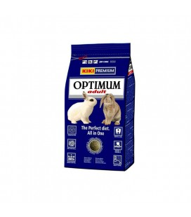 KIKI OPTIMUN CONEJO ADULT 800gr