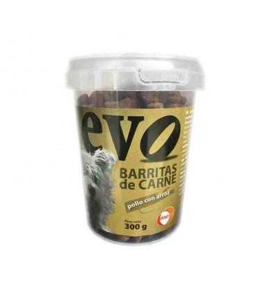 EVO POLLO 300 GR BARRITAS