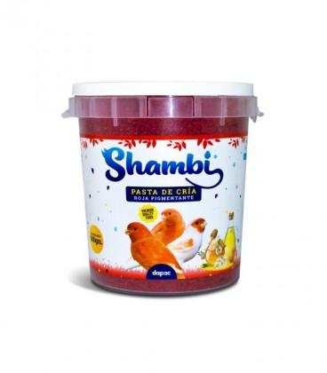 SHAMBY PASTA ROJA 900gr