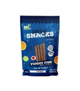 SNACK BARRITA YUMMY FISH 100Gr