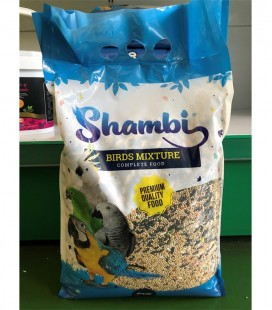 SHAMBI NINFAS BIRDS MIXTURE 5 KG