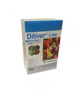 DITIVER C PM 500Gr   JED