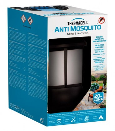 THERMACELL MOSQUITOS FAROL