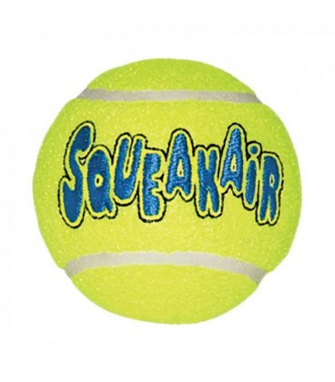 KONG AIR SQUEAKER TENNIS BALL XL