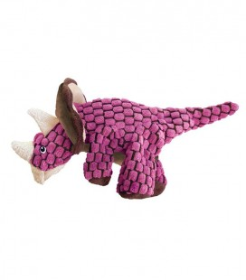 KONG DYNOS TRICERATOPS PINK L