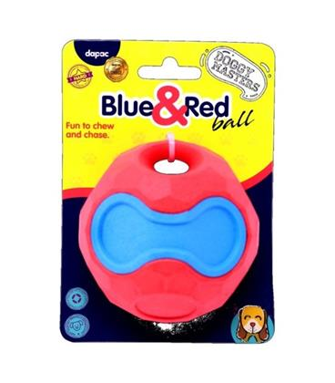 DM BOLA BLUE AND RED