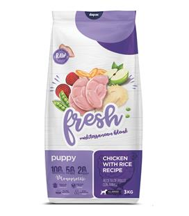 PIENSO PARA PERROS DOG FRESH PUPPY