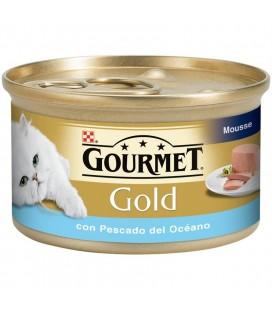GOURMET GOLD MOUSSE DE PESCADO DEL OCÉANO
