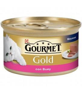GOURMET GOLD TARTA- BUEY Y TOMATE 85 gr
