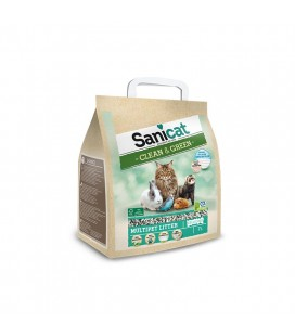 SANICAT CLEAN&GREEN CELULLOS 10L
