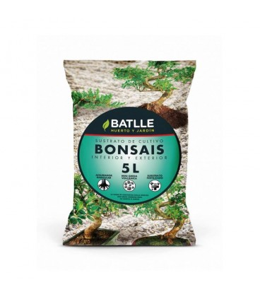 SUSTRATO BONSAIS 5L
