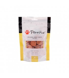 PERRITO CHICKEN CHIPS 100G